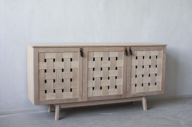 Rivö cabinet. Designed in 2016 by Jonas Olsson for Möbelverket.