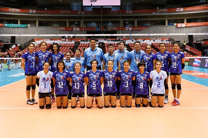 Popular Right Now  Thailand  Thailand vs Dominican Republic | 14 May 2016 | 2016 Womens World Olympic Qualification Tournaments http://ift.tt/1ZQRBvH