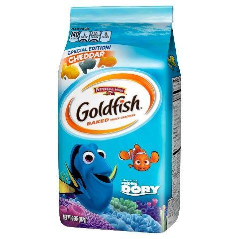 Pepperidge Farm Goldfish Finding Dory - 6.6oz