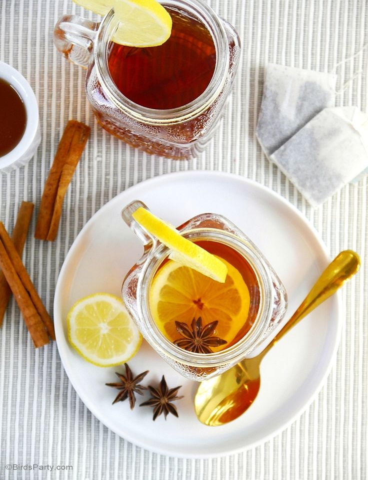 Spiced earl grey hot toddy drink recipe beverages for Hot toddy drink recipe