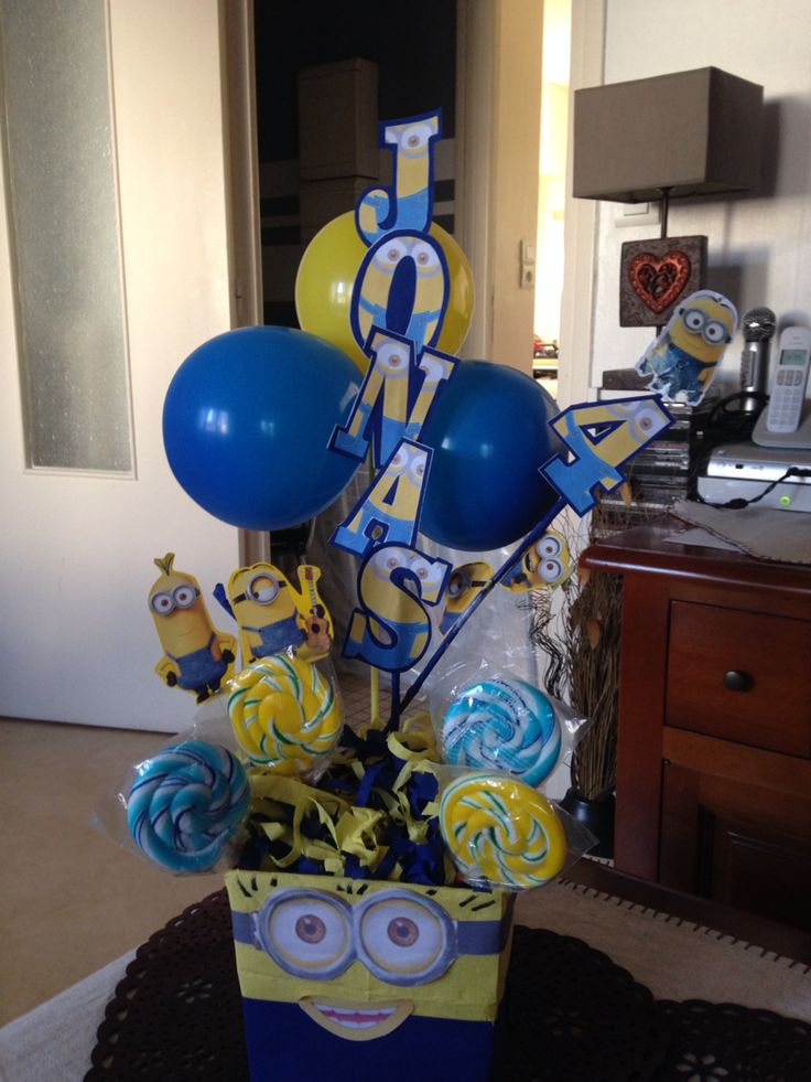 Best images about minions bday party on pinterest
