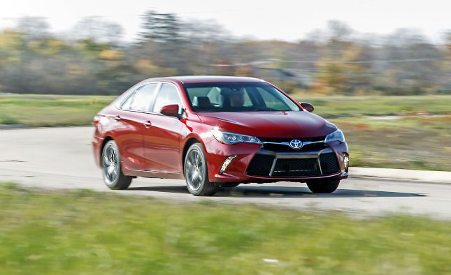 2016 Toyota Camry XSE - http://www.gtopcars.com/makers/toyota/2016-toyota-camry-xse/