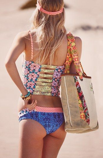 love this bathing suit back!