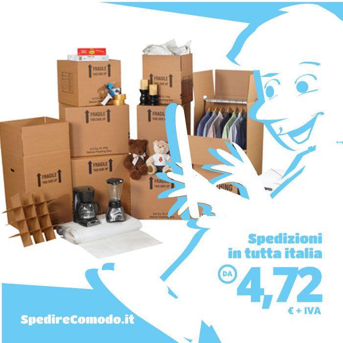 Hai un negozio online e spedisci continuamente tanti prodotti di grandezza diversa e valore diverso? Controlla tutti i servizi che abbiamo creato per te, per ogni esigenza c'è la soluzione giusta! Prova subito BangoBox cliccando sul seguente link http://www.bangobox.it e scopri i vantaggi di una spedizione compresa di scatola e assicurazione! #spedizioni #spedire #scatole #pacchi #corriere…