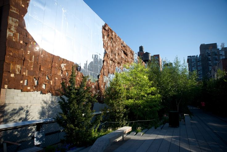 Love the High Line. Best place to be for a view! #NYC #Before8