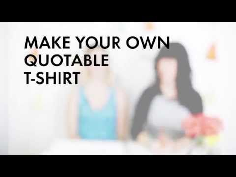 T Shirts To Print How To Use Avery T Shirt Transfer Paper