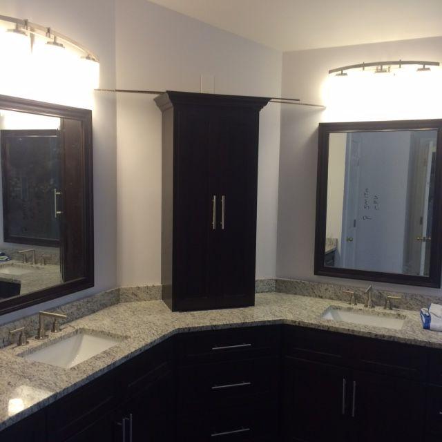Cabinets high 18 kitchen
