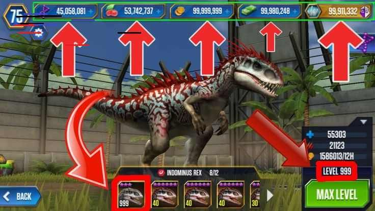 Jurassic World The Game Hack Cheats 2019 In 2020 Game Cheats