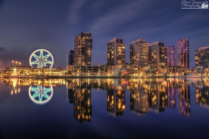 Australia | Southern Star (Melbourne's Observation Wheel)   #Photo by djzontheball on #DeviantArt