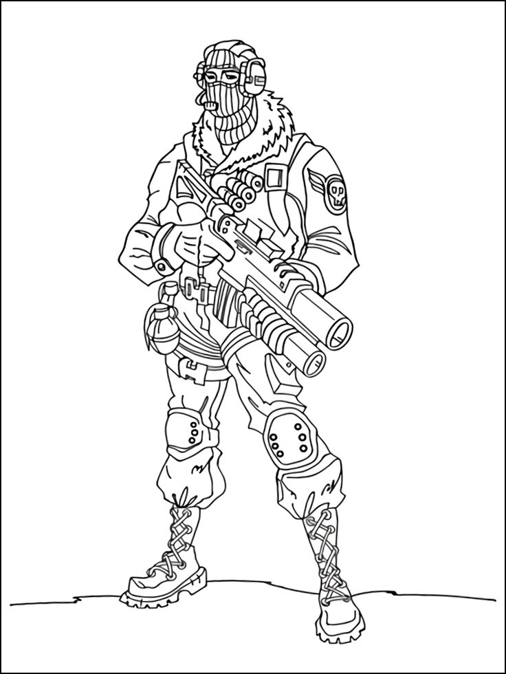 Fortnite Coloring Pages Cartoon Coloring Pages Coloring
