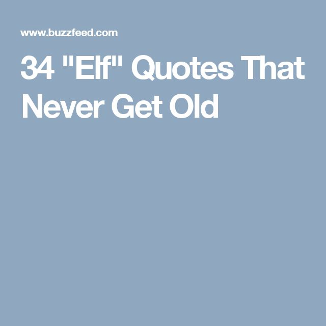 I Love You Quote Elf : Elf Quotes on Pinterest Buddy The Elf Quotes, Buddy The Elf and Elf ...