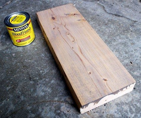 How To Paint Furniture | Rustic Yet Refined Wood Finish | Ana White - Homemaker. This is the how to use!!!!!