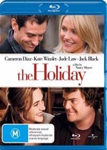 The Holiday Blu-Ray $15.19