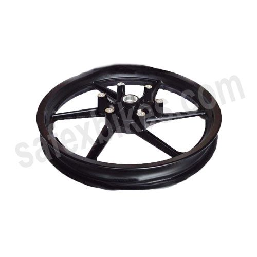 Buy FRONT ALLOY WHEEL APACHE RTR 160 ZADON On Special Discount From Safexbikes.com - Motorcycle Parts And Accessories Online Shopping