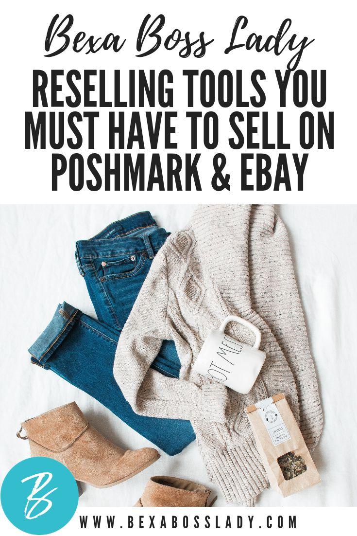 Reselling Tool Kit   Capsule wardrobe, Thrift store ...