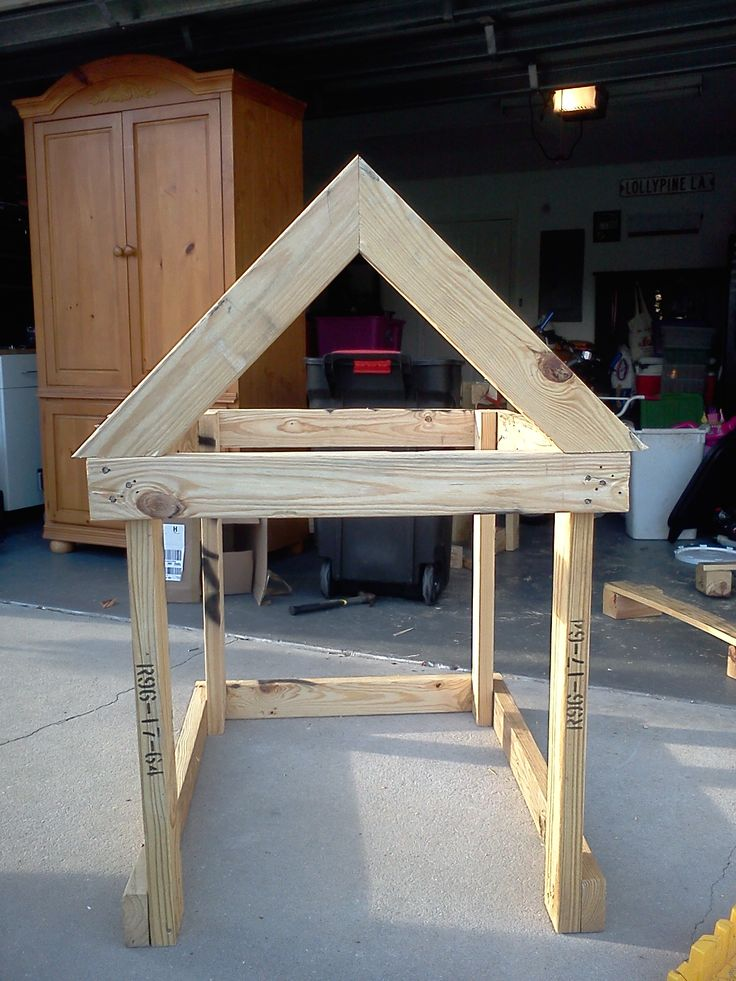 On pinterest dog houses pallet dog house and dog house plans