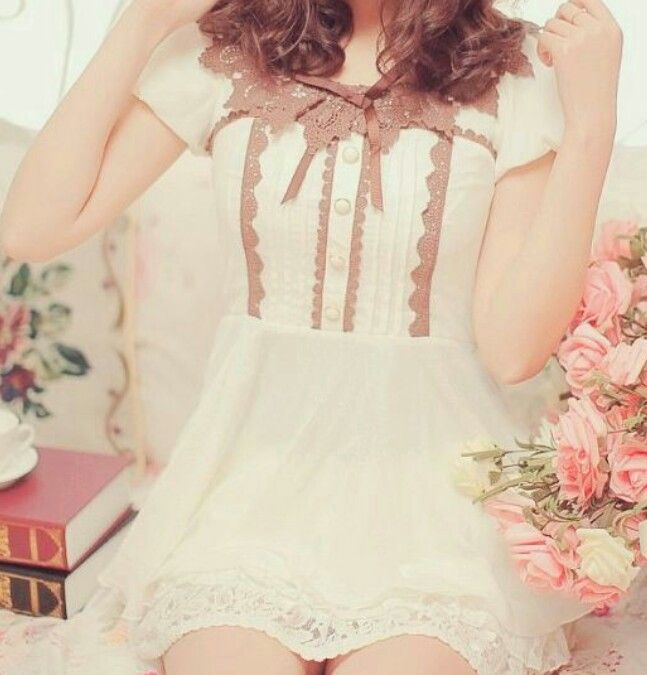 Gyaru Spring / Summer Fashion.                                                                                                                                                      More