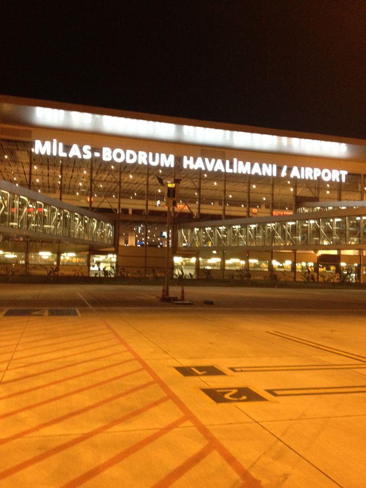 Milas Bodrum Airport (BJV)