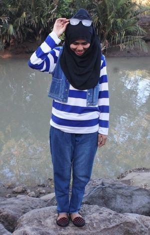 #ClozetteID #HijabCasual #HijabStyle