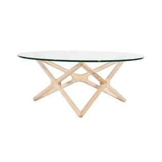 Natural Weave Coffee Table
