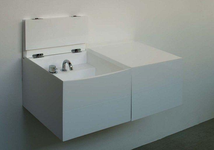 ELLE ist Sistems Produkt für das Bad von Matteo Nunziati.