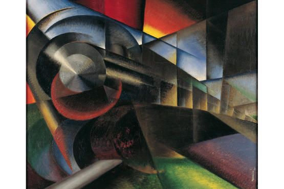 Futurism Art Movement | guide to the Italian Futurism art movement