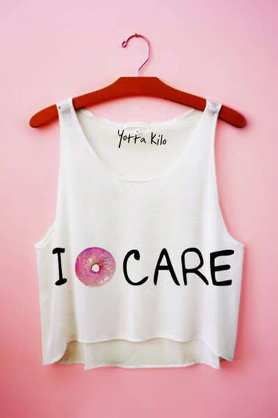 Pop Culture-Infused Crop Tops - These Adorable Shirts are Inspired by Popular Sayings (GALLERY)
