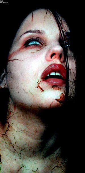 Vampire With Beautiful Eyes