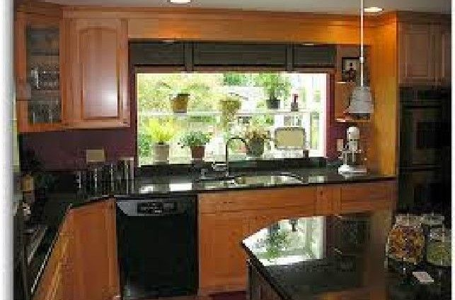 1000 images about kitchens with black appliances on - Kitchen design with black appliances ...