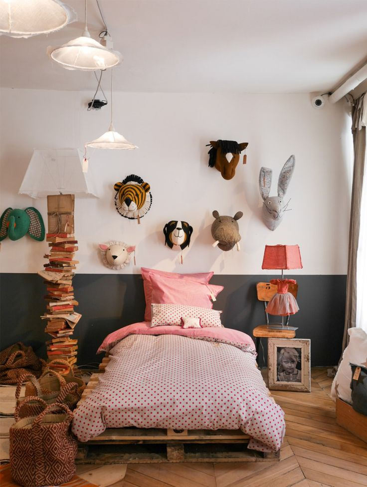 1018 best images about kid bedrooms on pinterest bunk bed boy rooms and teepees - Kids Interior Design Bedrooms