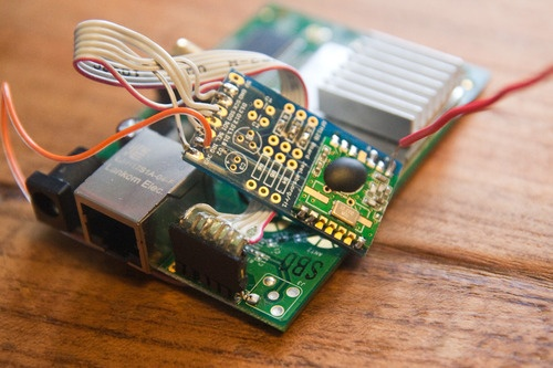 Connecting microcontroller projects to the internet