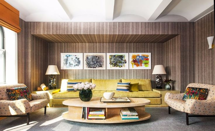10 More Modern Sofas In Architectural Digest That You Will Love   Living Room Ideas. Velvet Sofas. Living Room Set. Yellow Sofa. #modernsofas #livingroomideas #velvetsofa #yellowsofa Read more: http://modernsofas.eu/modern-sofas-architectural-digest-love/