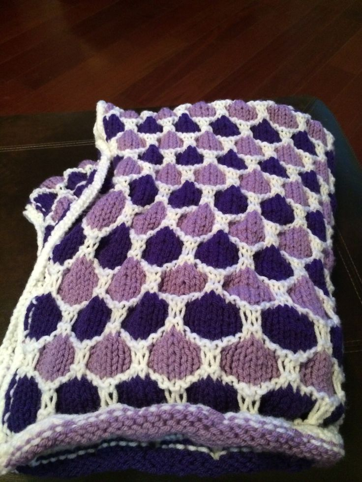 1000+ images about Honeycomb Stitch Knit/Crochet/Tunisian Crochet on Pinteres...