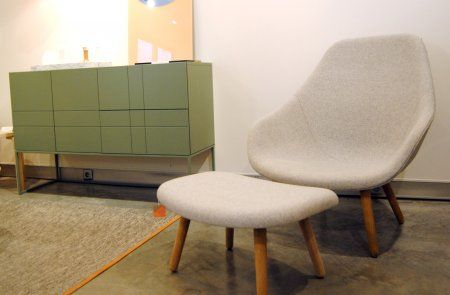 Hay Lounge Chairs And Showroom On Pinterest