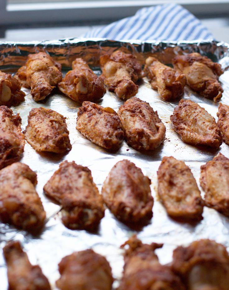 Baked chicken recipes rubs