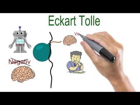 Wie werde ich Glücklich - Eckart Tolle - Jetzt Die Kraft der Gegenwart - Zusammenfassung deutsch - YouTube