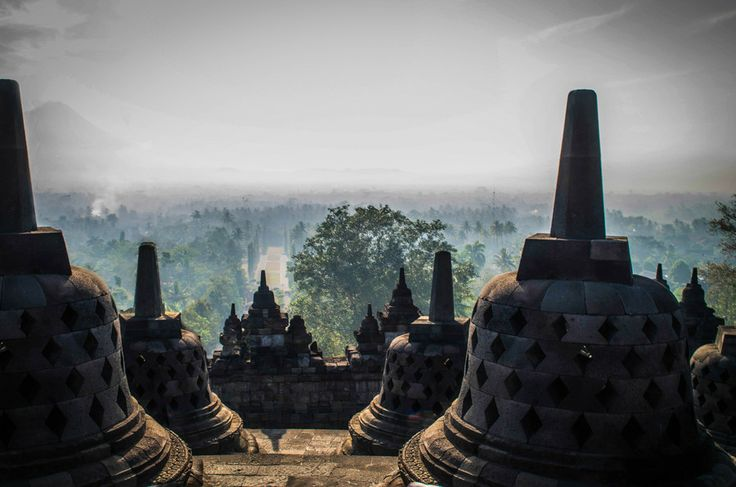 Transcendence in Borobudur by Meinard Valenzona on 500px