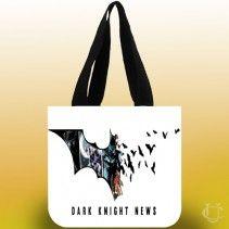#Batman #dark #night #art #Black #Siluet #Tote #Bags #perfect #and #beautiful #appearance