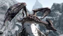 Legendary Dragon ~ Still haven't ran into one yet....