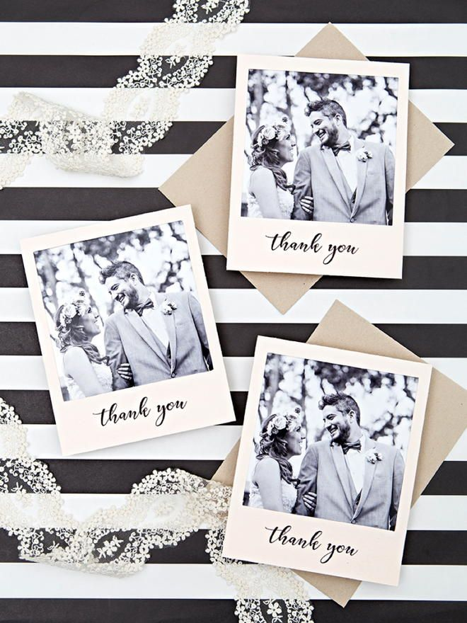 Wedding Photo Thank You Cards 143 best