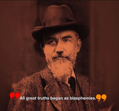 George Bernard Shaw: Thoughts, Life, Wise, Wisdom, Funny Quotes, Truths, George Bernard Shaw, Living, Inspiration Quotes