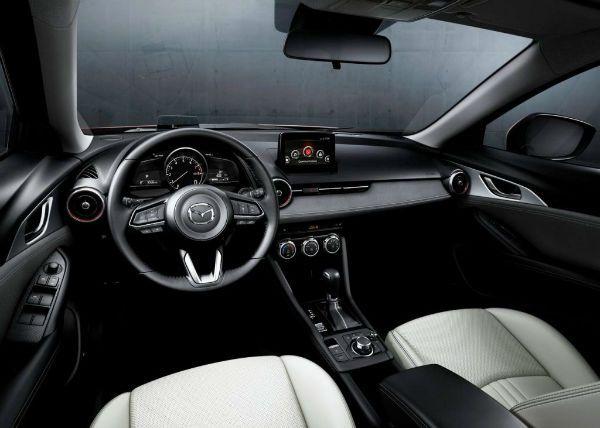 2020 Mazda 3 Interior With Images Mazda Cx3 Mazda Car Review