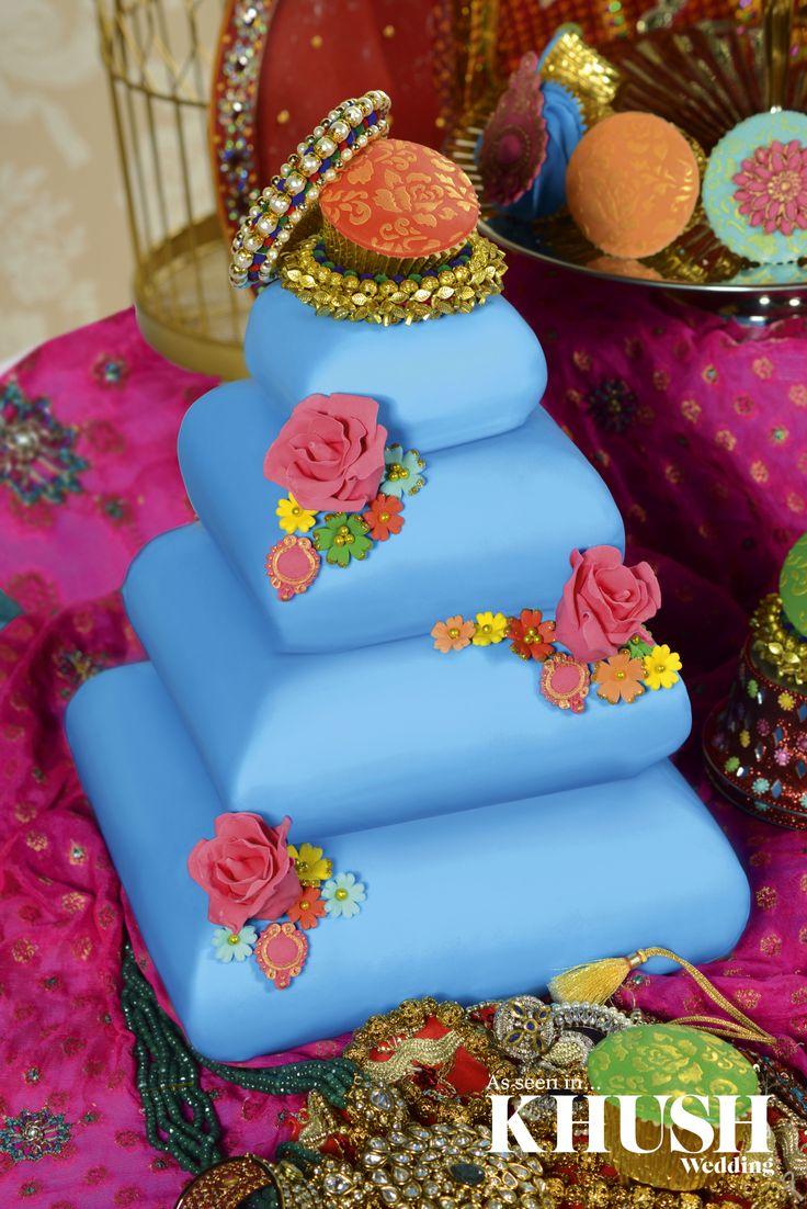 Mehndi Dholki Cake : The best images about mehndi cakes on pinterest