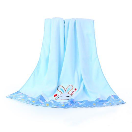 Children Cartoon Bath Towel