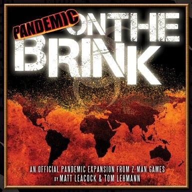 Family Board Game; Amazon.com: Pandemic On The Brink: Toys & Games