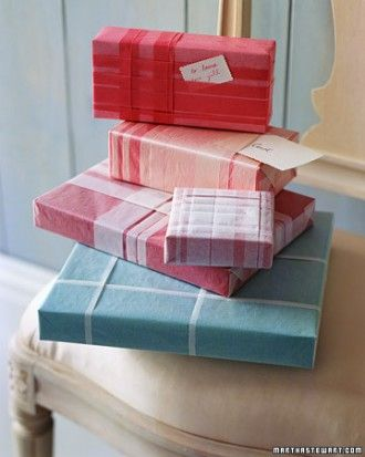 """See the """"Translucent Gift Wrap"""" in our Gift-Wrapping Ideas  gallery"""