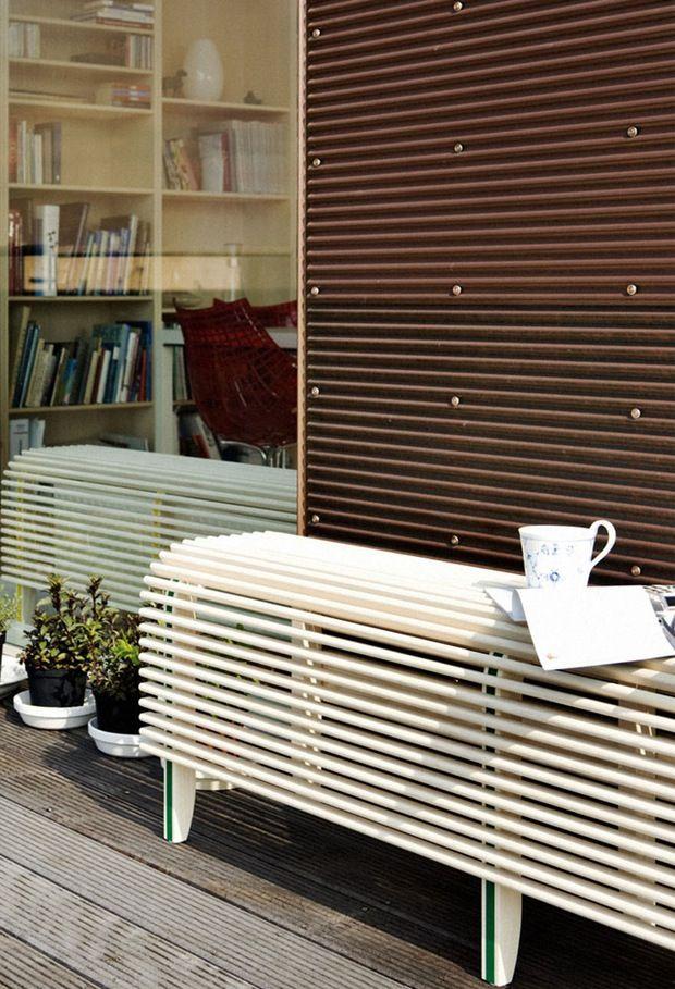 Sådan skjuler du en radiator - BO BEDRE