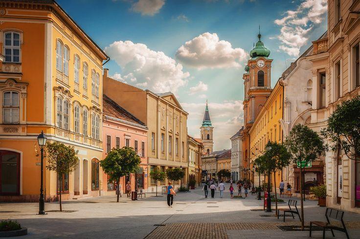 Summer in the city - Székesfehérvár