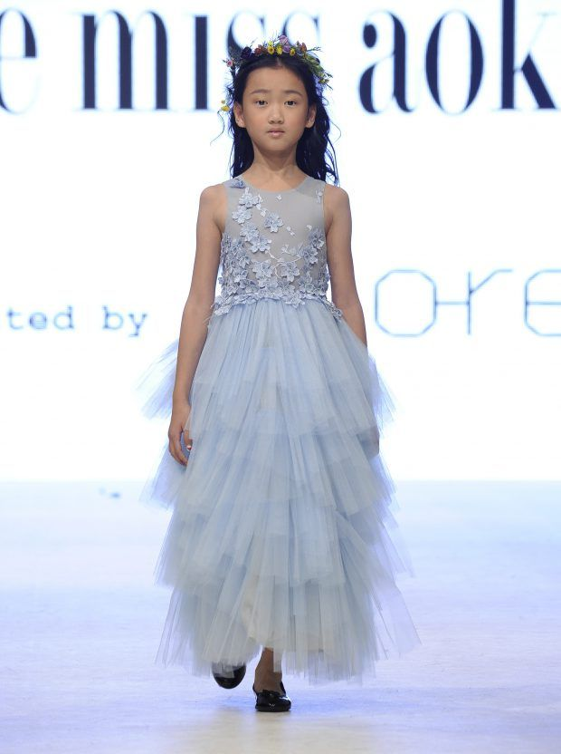 LITTLE MISS AOKI SS 2017 Vancouver Fashion Week (09/2016) MISCHKA AOKI