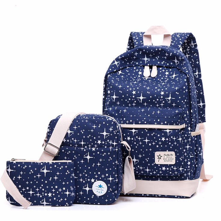 Fashion Women Canvas Backpack //Price: $22.95 & FREE Shipping //